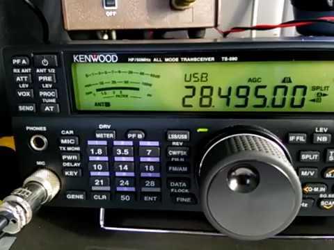 12 Feb 2015 K1N  Navassa Island 10mSSBの信号