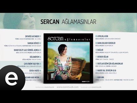 Çaya İndim Taşı Yok (Sercan) Official Audio #çayaindimtaşıyok #sercan