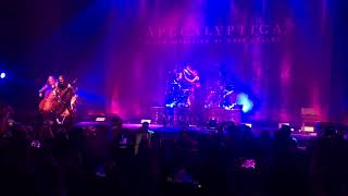 For whom the bell tolls - Apocalyptica (Mexico City Nov. 16,2017)