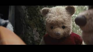 Christopher Robin (2018)  We always need you Piglet | Saving Christopher Robin
