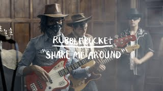 Rubblebucket - Shake Me Around (Spooky Mansion)