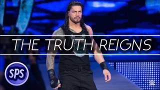 """WWE Roman Reigns 3rd Theme Song """"The Truth Reigns"""" (Arena Effect + Crowd Effect) ᴴᴰ"""