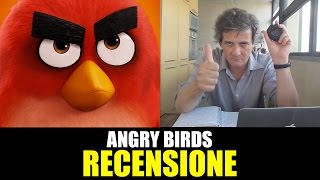 Angry Birds, Di Fergal Reilly & Clay Kaytis - RECENSIONE