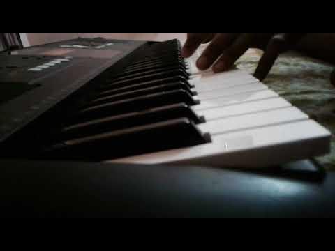 Arjun reddy love backgroundmusic(bgm) on piano/keyboard
