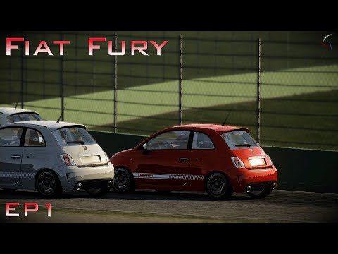 Assetto Corsa Career: Fiat Fury  - Episode 1