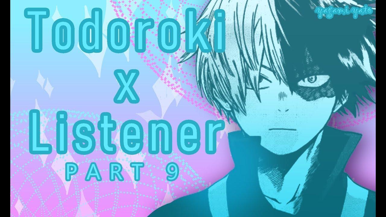Shoto Todoroki x listener ASMR p9 [My Hero Academia] 18+