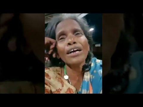 First Viral Song On Railway Station - Ranu Mandal