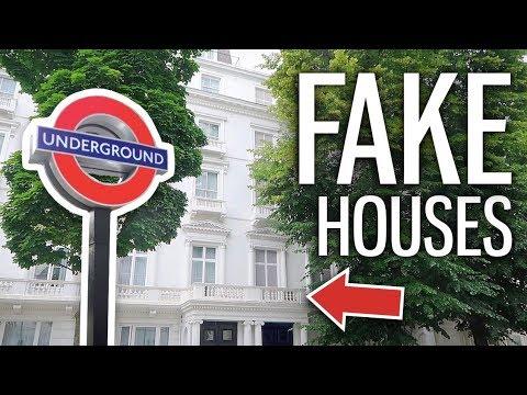 Tim Palmer - London's Fake Houses