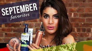 September Favorites 2014 Thumbnail