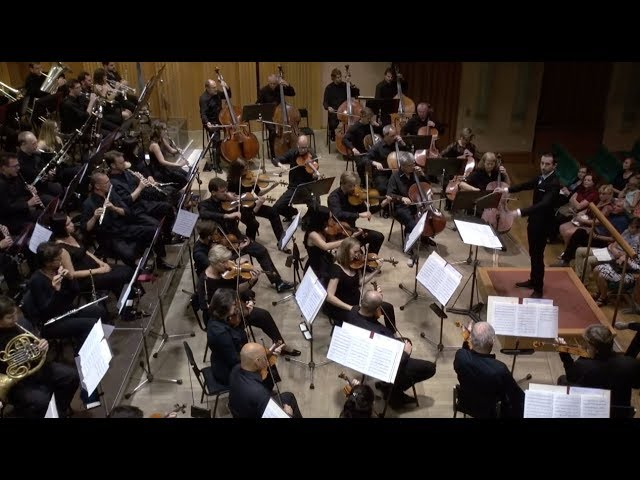"Stefano Sacchi - ""Fanfare and Theme"" (World Premiere)"