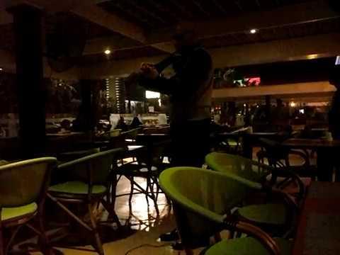 Electric Violin in Cairo, Egypt - Arabic music