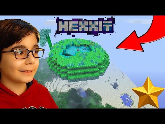MEGA SLME ADASI Minecraft Hexxit