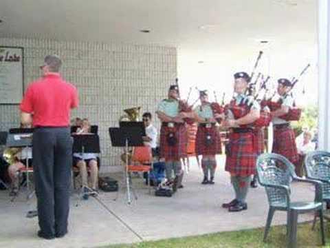 48th Highlanders Pipe & Drums