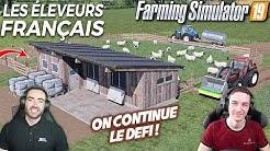 LES ÉLEVEURS FRANÇAIS !!! 🐄🐑🇫🇷 (Ft Stervio) - Le défi et pleins d'activités !!!