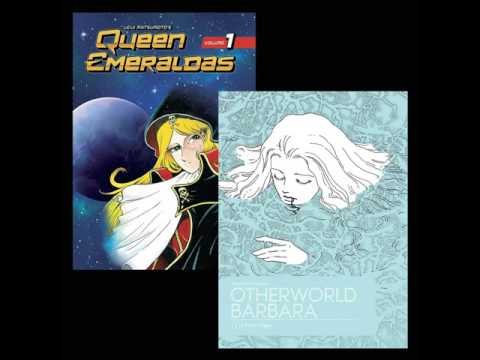 Manga: Reviews of Queen Emeraldas, Vol. 1 and Otherworld Barbara, Vol. 1