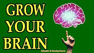 Brain Power - How to Focus Your Brian Power For Infinite Intelligence (Subconscious Mind Power)