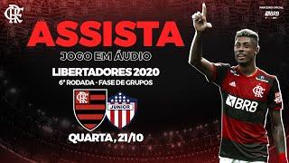 Flamengo x Junior Barranquilla AO VIVO na Fla TV   Libertadores 2020