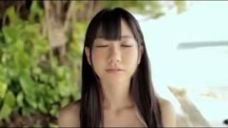 AKB1/48 アイドルとグアムで恋したら・・・ 柏木由紀 キス