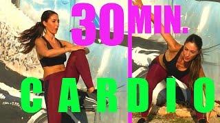 Video Slim Waist & Abs Exercises | 30 Minute Cardio Workout download MP3, 3GP, MP4, WEBM, AVI, FLV November 2017