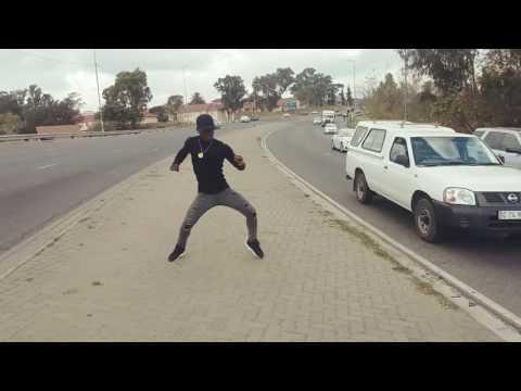 DangerFlex took it to the streets of JHB🙌🙌🔥🔥🔥Durban bhenga dance 2017