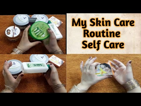 My Skin Care Routine Self Care For Spotless,Glowing & Radiant Skin |Beauty Tips In Urdu/Hindi|