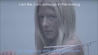 iamamiwhoami - Shadowshow (with lyrics, subtitulado en español)