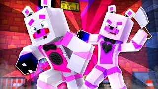 Funtime Freddy's Girlfriend Murder Mystery ?!   Minecraft FNAF Roleplay