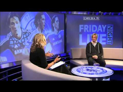 Chelsea FC - Friday Night Live with Torres