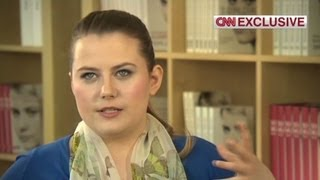 Abductee Natascha Kampusch speaks out about her 8 years in captivity