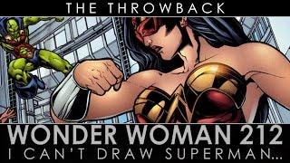 WONDER WOMAN #212 - I CAN