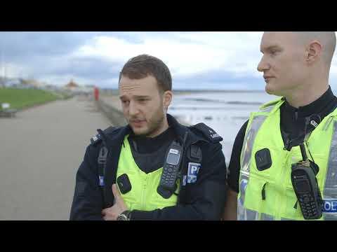 Scottish Police Federation Bravery Awards 2017 - Starkie and Gabrielli