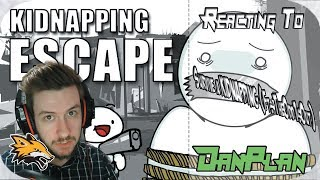 Reacting to DanPlan By the way, Can You Survive a KIDNAPPING Ft TheOdd1sOut