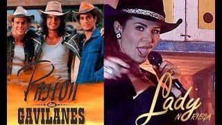 Album Pasion de Gavilanes - LA CANDELOSA Lady Noriega  (Pepita Ronderos)