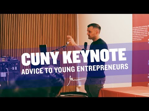 CUNY CITY COLLEGE GARY VAYNERCHUK KEYNOTE | NEW YORK 2017
