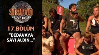 Survivor 2018   17. Bölüm   Melih ve Nihat Doğan Oyun Sonrası Atıştı!
