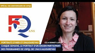 Portraits d'hier et d'aujourd'hui - Célia Bonnet-Ligeon