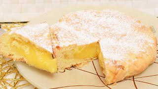 Download lagu Crostata morbida con crema al limone senza latte