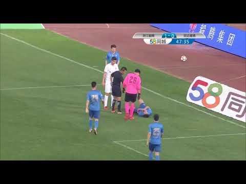 2018 CHA League one   Round 6   Zhejiang Yiteng FC vs Yanbian