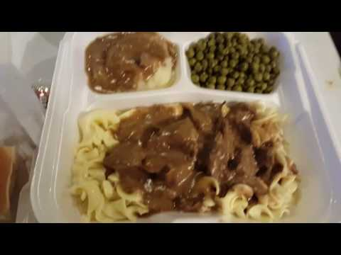 Pot Roast Over Noodles, Mashed Potatoes, Gravy, Homemade Chicken/ Rice  Soup !
