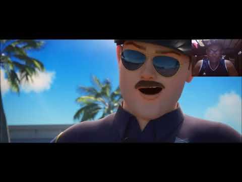(Reactions Film Trailer) Scooby 2020 Trailer Summer