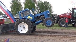 MTZ, Jumz, DT, Belarus vs Claas | Tractor show