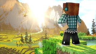 Minecraft : CONSTRUINDO O VALE PERDIDO !! - ARK CRAFT SURVIVAL #35