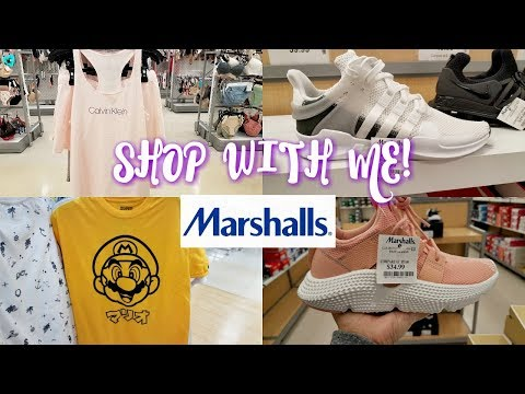 MARSHALLS NAME BRAND STYLES FOR LESS SHOP WITH ME MARCH 2019