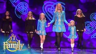 De Ierse dans van de Riverdance familie | We Are Family 2015 | SBS6