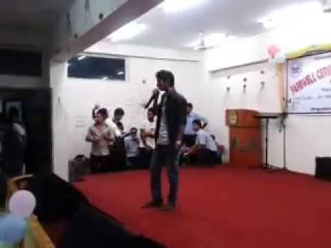 <b>Farewell jokes</b> by Wasim 2013 - YouTube