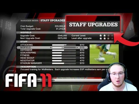 FIFA 11 CAREER MODE IS BETTER THAN FIFA...