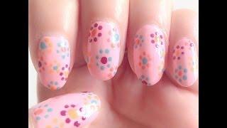 Easy summer nail art 2014  | Beauty Intact Thumbnail
