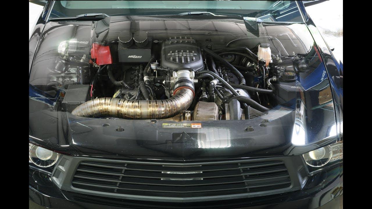 Fathouse Fabrications' Single Turbo 2011 Mustang GT