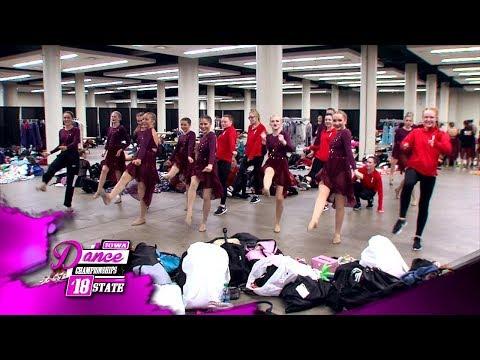 Dance Moves Flash Mob | 2018 Dance Team Championships