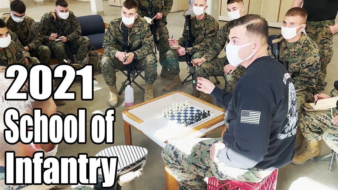 Download 2021 School of Infantry West   Infantry Training Battalion   Part 1/2